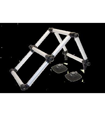 Scara pentru o barcă pe o placă gonflabilă FLp032