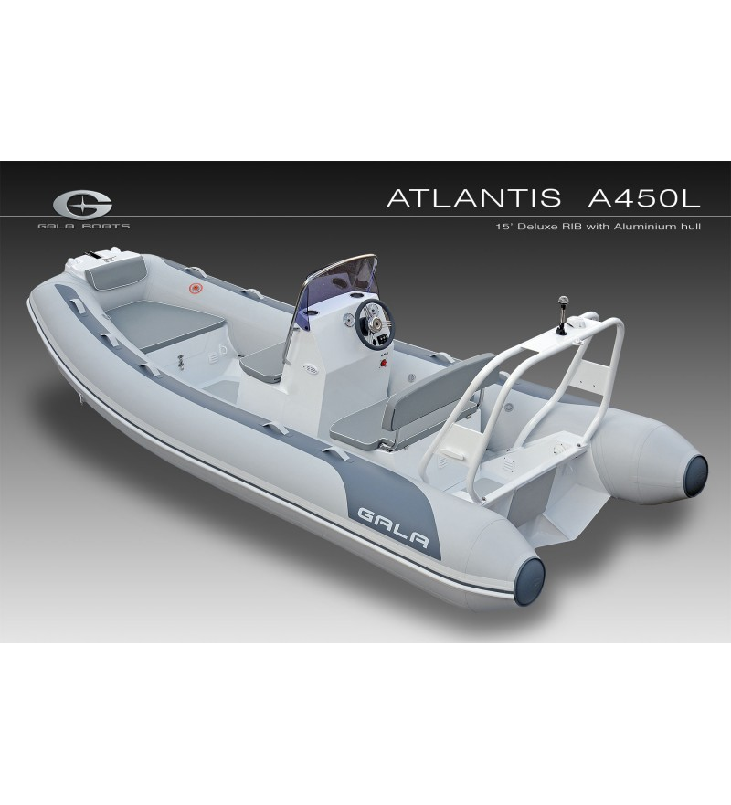 Atlantis DeLuxe A450L