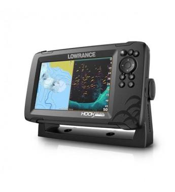 HOOK Reveal 7 50/200 HDI CHIRP / Multifunctional+Chartploter