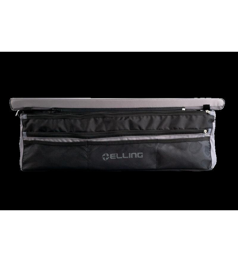 Perna moale cu geanta de depozitare Elling