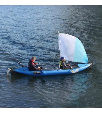 Vela navigatie caiac , 3m2